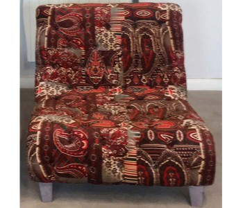 Patchwork Chaise